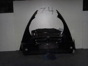 bmw z4 e85 03 09 metopi empros komple mavro 300x225 BMW Z4 E85 2003 2006 μετώπη μούρη εμπρός κομπλέ μαύρο