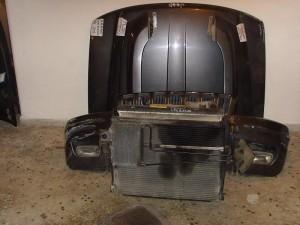Grand Cherokee 1999-2005 μετώπη εμπρός κομπλέ γκρί