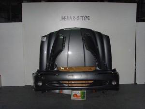 jaguar x type 01 05 metopi empros komple molivi 300x225 Jaguar X Type 2001 2007 μετώπη μούρη εμπρός κομπλέ μολυβί όχι αριστερό φτερό