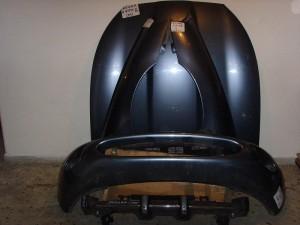 Jaguar XKR 2002 μετώπη εμπρός κομπλέ σκούρο γαλάζιο