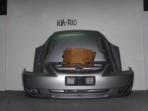 kia rio 02 05 metopi empros komple asimi 300x225 Kia Rio 2002 2005 μετώπη μούρη εμπρός κομπλέ ασημί