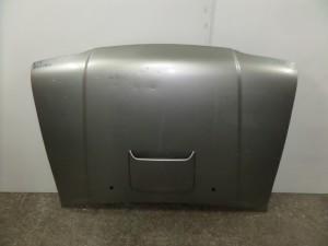 Kia sportage 95-04 diesel καπό εμπρός ασημί