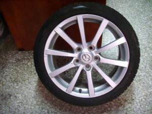 mazda mx5 09 205 45 17 300x225 Mazda MX 5 2005 2009 ζαντολάστιχο