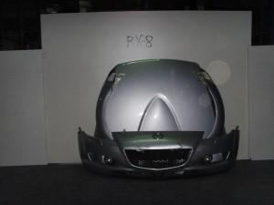 mazda rx8 04 metopi empros komple asimi 300x225 Mazda RX8 2003 2012 μετώπη μούρη εμπρός κομπλέ ασημί