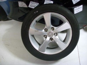Mazda 3 2004-2009 ζαντολάστιχο