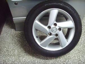 mazda6 04 205 55 16 300x225 Mazda 6 2002 2008 ζαντολάστιχο
