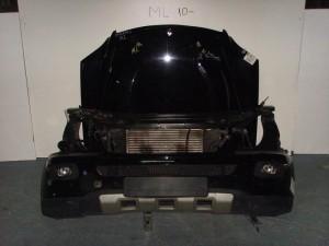 mercedes ml 164 metopi empros komple mavro 300x225 Mercedes ML w164 2005 2008 μετώπη μούρη εμπρός κομπλέ μαύρο