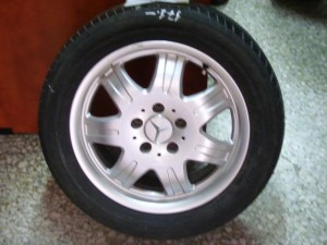 mercedes slk 171 205 55 16 300x225 Mercedes slk r171 2003 2011 ζαντολάστιχο