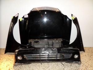 mercedes w203 4porto lift 04 07 metopi empros komple mavro 300x225 Mercedes c class w203 2003 2007 μετώπη μούρη εμπρός κομπλέ μαύρο