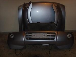 mitsubishi pajero 5thiro 03 07 metopi empros komple asimi 300x225 Mitsubishi Pajero 5θυρο 2001 2007 μετώπη μούρη εμπρός κομπλέ ασημί