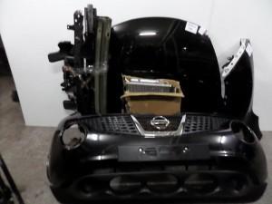 nissan juke 2010 metopi empros komple mavro 300x225 Nissan Juke 2010 2014 μετώπη μούρη εμπρός κομπλέ μαύρο