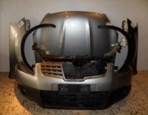 nissan qashqai 2006 2010 metopi empros komple asimi 1 300x234 Nissan QashQai 2006 2010 μετώπη μούρη εμπρός κομπλέ ασημί