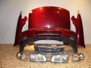saab 900 93 98 metopi empros komple kokkino 300x225 Saab 900 1993 1998 μετώπη μούρη εμπρός κομπλέ κόκκινο