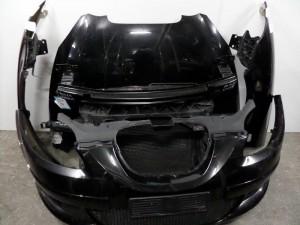 seat altea 08 metopi empros komple mavro 300x225 Seat Altea 2005 2015 μετώπη μούρη εμπρός κομπλέ μαύρο