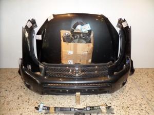 Toyota Rav 4 2007 Καπό εμπρός κομπλέ γκρί σκούρο