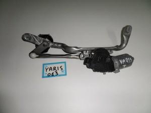 Toyota Yaris 2011-2014 μοτέρ υαλοκαθαριστήρων