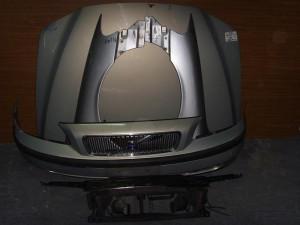 volvo v 70 s60 00 05 metopi empros komple asimi 300x225 Volvo v70 s60 2000 2005 μετώπη μούρη εμπρός κομπλέ ασημί