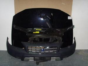 volvo xc 70 jeep 00 05 metopi empros komple mavro 300x225 Volvo XC70 2000 2007 μετώπη μούρη εμπρός κομπλέ μαύρο