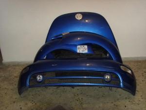 vw beetle 99 06 metopi empros komple ble 300x225 VW beetle 1998 2005 μετώπη μούρη εμπρός κομπλέ μπλέ