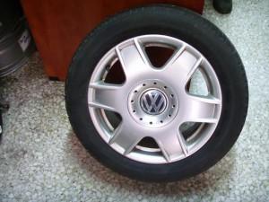 VW golf 2004-2008 ζαντολάστιχο