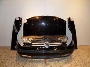 vw golf 4 metopi empros komple mavro 300x225 VW Golf 4 1998 2004 μετώπη μούρη εμπρός κομπλέ μαύρο