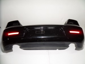 Alfa romeo 159 2005-2011 προφυλακτήρας πίσω μαύρο