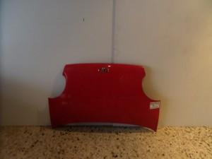 Daewoo Matiz 1998-2000 καπό εμπρός κόκκινο
