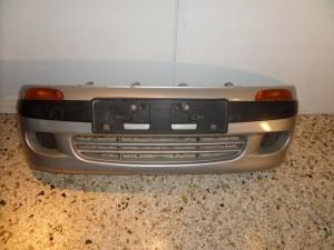 Daewoo Matiz 1998-2000 προφυλακτήρας εμπρός ασημί