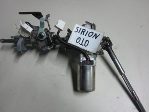 Daihatsu sirion 05 ηλεκτρικό τιμόνι