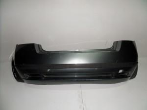 Fiat stilo 3θυρο 2001-2006 προφυλακτήρας πίσω ασημί σκούρο