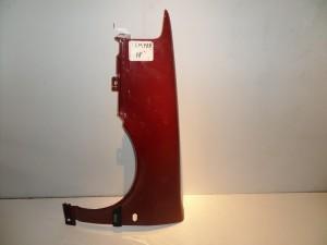 Fiat tempra 1990-1996 αριστερό φτερό μπορντό