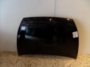 Ford Ka 1997-2008 καπό εμπρός μαύρο