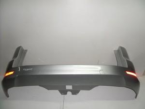 Ford Mondeo sw 2007-2011 προφυλακτήρας πίσω ασημί