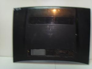 Lancia delta integrale 83-92 καπό εμπρός μαύρο