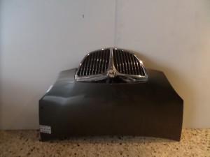 Lancia Musa 2004-2012 καπό εμπρός ασημί σκούρο