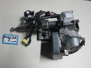 Mazda 2 2008 hlektriko timoni 300x225 Mazda 2 2007 2014 ηλεκτρικό τιμόνι