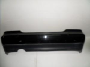 Mercedes slk r170 1996-2000 προφυλακτήρας πίσω μαύρο