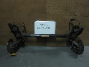 Opel Meriva 2003-2010 άξονας, δίσκοι