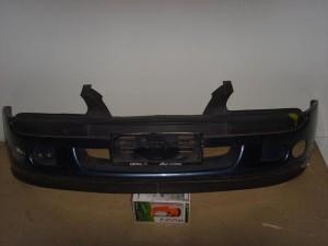Opel tigra 95-04 προφυλακτήρας εμπρός γκρί