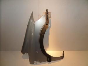 Opel Zafira 1999-2005 δεξί φτερό ασημί