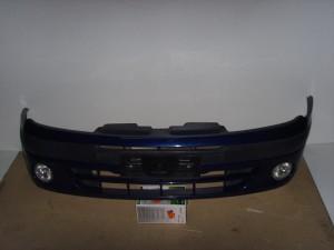 Renault megane scenic 99-03 προφυλακτήρας εμπρός μπλέ
