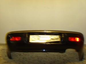 Chrysler Stratus  4πορτο 1995-2001 πίσω προφυλακτήρας μαύρο