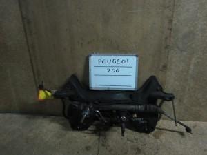 peugeot 206 98 gefyra oxi psalidia 300x225 Peugeot 206 1998 2009 γέφυρα όχι ψαλίδια