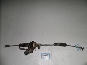 suzuki swift 06 11 kremargiera 1 300x225 Suzuki Swift 2005 2011 κρεμαργιέρα