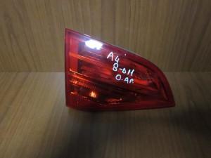 Audi A4 2008-2012 sedan πίσω φανάρι εσωτερικό αριστερό