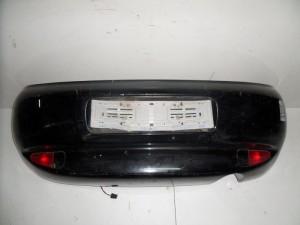Ford puma 98-02 πίσω προφυλακτήρας μαύρος