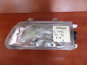 Honda civic 90-92 3P φανάρι εμπρός αριστερό