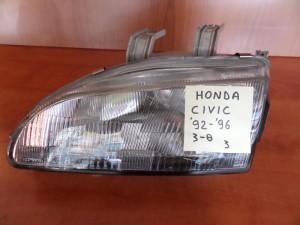Honda civic 1992-1996 3P φανάρι εμπρός αριστερό