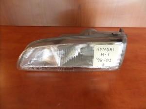 hyundai h100 van 93 96 fanari empros aristero 300x225 Hyundai H100 van 1996 2003 φανάρι εμπρός αριστερό