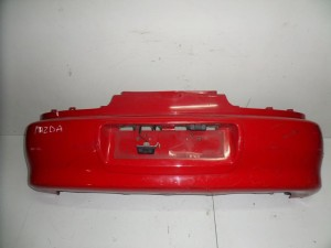 Mazda mx3 92-98 πίσω προφυλακτήρας κόκκινος